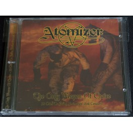 Atomizer (AU) - The Only Weapon Of Choice CD