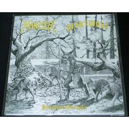 "Manzer / Nightwolf (FR/MY) - Pictavian Serigala 7"""