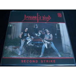 Baphomet's Blood (IT) - Second Strike LP