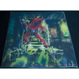 Renegade (AU) - Total Armageddon + Demo LP