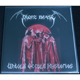 """Front Beast (DE) - Unholy Occult Mysteries 7"""""""