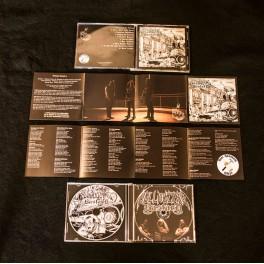 Bulldozing Bastard - Bulldozing The Vatican CD