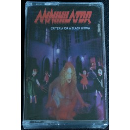 Annihilator (CA) - Criteria For A Black Widow MC