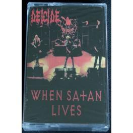 Deicide (US) - When Satan Lives MC