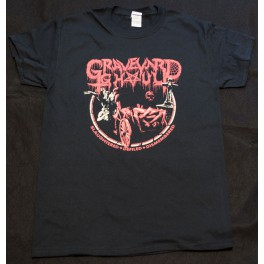 Graveyard Ghoul (DE) - Slaughtered, Defiled, Dismembered T-Shirt