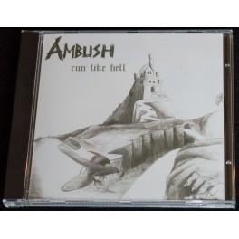 Ambush (SWE) - Run Like Hell CD
