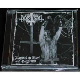 Beastcraft (NOR) - Baptised In Blood And Goatsemen CD
