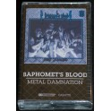 Baphomet's Blood (ITA) - Metal Damnation MC