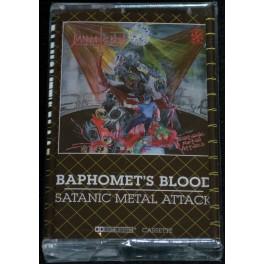 Baphomet's Blood (ITA) - Satanic Metal Attack MC