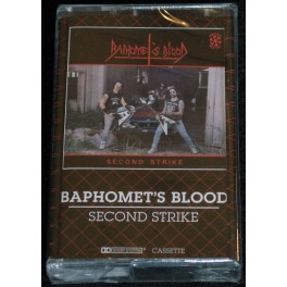 Baphomet's Blood (ITA) - Second Strike MC