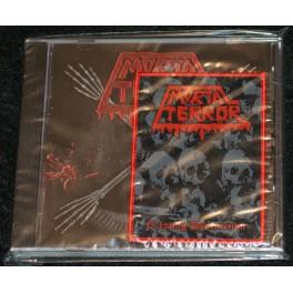 Mortal Terror (DEU) - Creating Destruction CD + patch