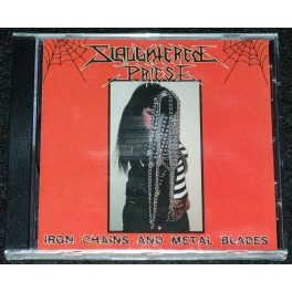 Slaughtered Priest (GRC) - Iron Chains And Metal Blades CD