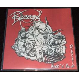 Blizzard (DEU) - Rock 'n' Roll Overkill LP