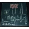 Black Vul Destruktor (ARG) - Beyond Time & Portals of Death LP