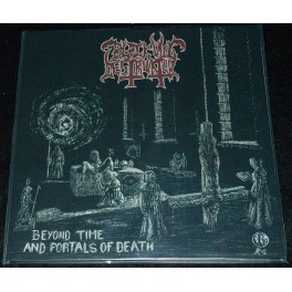 Black Vul Destruktor (ARG) - Beyond Time & Portals of Death LP