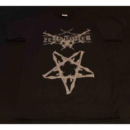 Zerstörer - Pentagram T-Shirt