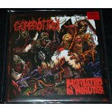 Gorerotted (GBR) - Mutilated In Minutes PIC-LP