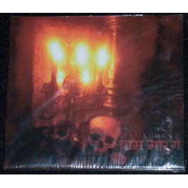 Acherontas (GRC) - Vamachara DIGIPAK-CD