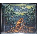 Skeletal Remains (USA) - Condemned To Misery CD