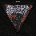 Graveyard Ghoul (DE) - Slaughtered, Defiled, Dismembered Patch 8 cm