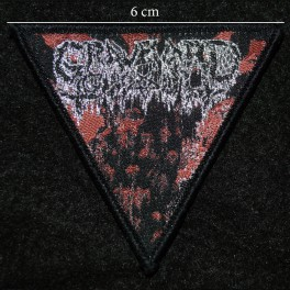 Graveyard Ghoul (DE) - Slaughtered, Defiled, Dismembered Patch 6 cm