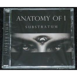 Anatomy Of I (NLD) - Substratum CD