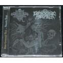 Black Ceremonial Kult / Genocide Beast (CHL/USA) - Demo MMXIV / Demo MMXV CD
