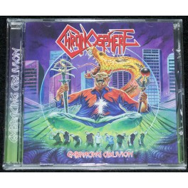 Chronosphere (GRC) - Embracing Oblivion CD
