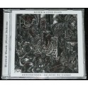 Death's Cold Wind (ECU) - Subyugador - In Goat We Trust CD