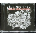 Evil Army (USA) - Command, Attack and Destroy CD