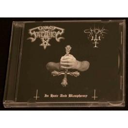 Prosatanos / Smoke (DE/NL) - In Hate And Blasphemy