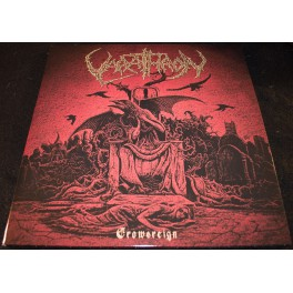 Varathron (GRC) - Crowsreign   Gatefold 2-LP