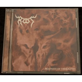 Root (CZE) - Madness Of The Graves CD