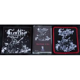 Luzifer (DEU) - Black Knight / Rise MC special edition