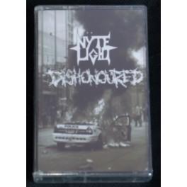 Nyte Light / Dishonoured (DEU) - Split MC
