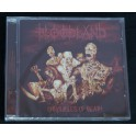 Bloodland (DEU) - Chronicles Of Death CD