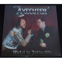 Axecuter (BRA) - Metal Is Invincible LP