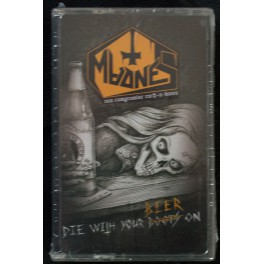 Madnes (DEU) - Die With Your Beer On MC